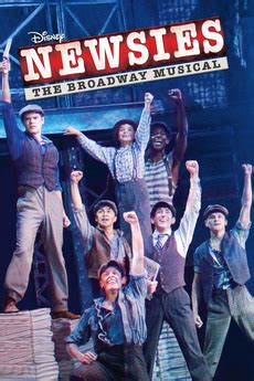 Newsies: The Broadway Musical (2017) directed by Brett